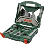 Bosch 86pcs X-Line Drill & Screwdriver Bit Set - 2607019601