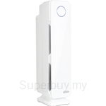 HETCH Air Purifying System with UV-C Ionization True Hepa and Odor Reduction White - APF-1801-HC