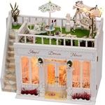 Pocohouze Angel Dream House DIY Miniature Dollhouse - 13814