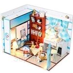 Pocohouze Doraemon Room DIY Miniature Dollhouse - M004
