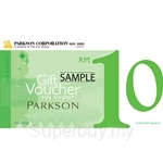 Parkson Gift Voucher RM10