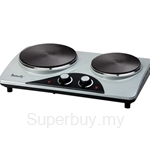 Butterfly Double Hot Plate - BHP-1621