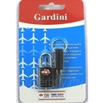Gardini Travel Sentry Luggage Key Lock - TSA21011