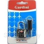 Gardini Travel Sentry Luggage Key Lock - TSA326