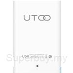 UTOO 5000mAh U50 Lithium Polymer Battery White - UTOO-U50-WH