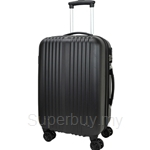Slazenger SZ2512 ABS Expandable Spinner Case Luggage - 20 Inch