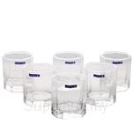 Luminarc Gobelet FB30 Octime 6pcs Glass - D6238