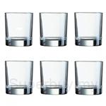 Luminarc Gobelet FB30 Islande 6pcs Glass - D6317