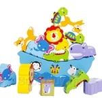 GeNz Kids Animals Balancing Wooden Toy - 2437