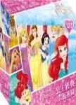 迪士尼公主經典六面拼圖(12塊)
