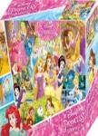 迪士尼公主 520片盒裝拼圖(C)