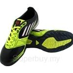 UNISPORT Futsal Shoes Black / Green - UTS001