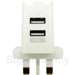 Skyblue 2 Ports USB Travel Charger Max 3A - 2000000104287