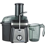 Hanabishi Juice Extractor Black & Silver - HA8080J