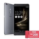 Asus ZenFone 3 Ultra 6.8iNch [64GB]4GB 23MP+8MP - ZU680KL FREE RM200 Superbuy Voucher (Asus Warranty)
