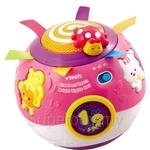 vtech Wiggle & Crawl Ball - Pink - BBVTF184950