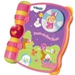 vtech Peek-A-Boo Book (Yellow) - BBVTF60863