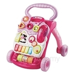 vtech Sit To Stand Learning Walker PINK - BBVTF77050