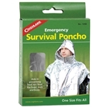 Coghlans Emergency Survival Poncho - 1390
