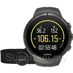Suunto Spartan Ultra Stealth Titanium HR Watch - SS022656000