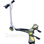 JDBug Cool Carver Wing Scooter Green - XF136-G