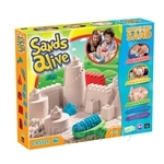 SandsAlive Kinetic Sand Castle - SA-CA