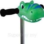 Scootaheadz Dino Green - SH-DGR