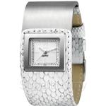 [ANNIVERSARY] Esprit Square Button Ladies' Watch White - ES101552007