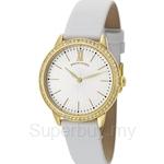 [ANNIVERSARY] Pierre Cardin Elance Dame White Strap Ladies Watch - PC105492F02