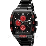 [ANNIVERSARY] Puma Leader Metal Black Fashion Stainless Steel Men Watch - PU102221004