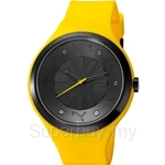 [ANNIVERSARY] Puma Camber Yellow Rubber Strap Men Watch - PU102361003