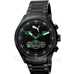 [ANNIVERSARY] Puma Counter Chrono Metal Black Stainless Steel Men Watch - PU102451005