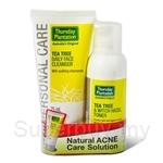 Thursday Plantation Toner Free Face Cleanser 75ml (Value Pack)