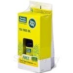 Thursday Plantation Tea Tree Oil 25ml Free Face Cleanser 75ml (Value Pack)