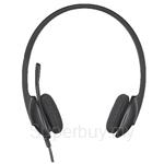 Logitech USB Headset H340-AP (Black) - 981-000477