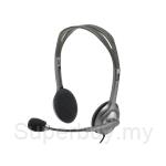 Logitech Stereo Headset H110-AP - 981-000459