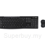 Logitech Wireless Combo MK270R - 920-006314