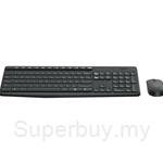 Logitech Wireless Combo MK235 - 920-007937