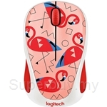 Logitech Party Collection Wireless Mouse - M238