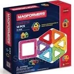 Magformers Rainbow Standard 14pcs Set - MAGF-701003