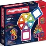 Magformers Rainbow Standard 30pcs Set - MAGF-701005