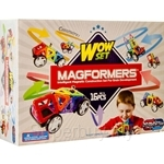 Magformers Vehicle WOW 16pcs Set - MAGF-707004