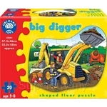 Orchard Toys Big Digger - Orchard-243