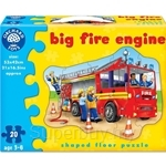 Orchard Toys Big Fire Engine - Orchard-258