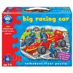 Orchard Toys Big Racing Car - Orchard-279