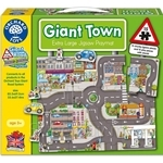 Orchard Toys Giant Town Jigsaw - Orchard-288