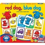 Orchard Toys Red Dog Blue Dog - Orchard-44