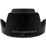 JJC Lens Hood Replaces Nikon HB-35 - LH-35