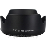 JJC Lens Hood Replaces Canon EW-73D - LH-73D