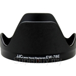 JJC Lens Hood Replaces Canon EW-78E - LH-78E